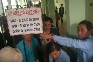 Tình hình sức khỏe ông Nguyễn Bá Thanh: Chuyên cơ đã rời Mỹ về Việt Nam