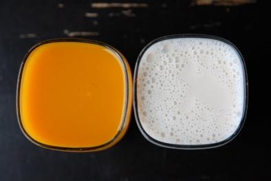 Bí quyết làm trắng da toàn thân với đu đủ và sữa tươi