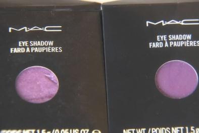 Tràn ngập hóa chất độc hại trong mỹ phẩm MAC giả