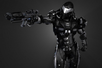 Những loại vũ khí quân sự khủng bước ra từ phim viễn tưởng