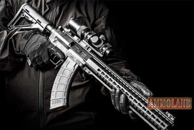 Xuất hiện phiên bản lai cải tiến của AK-47 với uy lực vượt trội