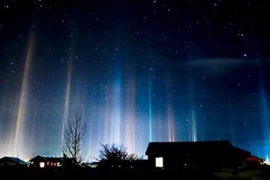 Những hiện tượng ánh sáng kỳ lạ đẹp hấp dẫn