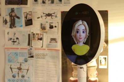 Robotbase ra mắt Personal Robot như người thật