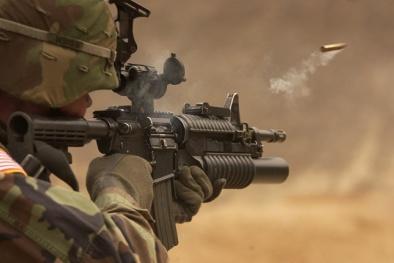 Ứng cử viên thay thế khẩu M-16, M4 sắp 'về hưu' của Mỹ