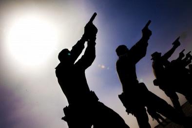 Những 'tử thần chiến tranh' trong tay lính thủy đánh bộ Mỹ