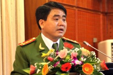 Tướng Chung: Hà Nội là nơi tập kết nhiều loại hàng lậu, hàng cấm
