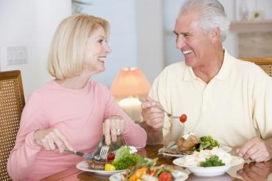 Bí mật về những bữa ăn của người trăm tuổi