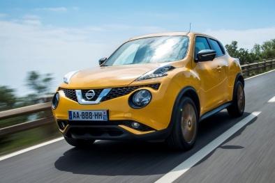 Cận cảnh crossover Nissan Juke 2015 giá rẻ bất ngờ tại Việt Nam