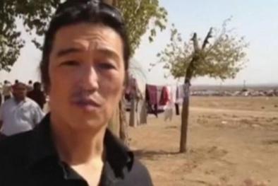 Nhà báo Nhật Bản đã sai lầm khi thâm nhập chiến trường IS