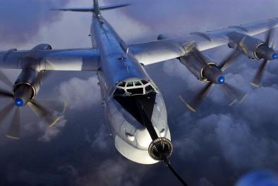 Máy bay Anh từng chặn máy bay Nga hơn 100 lần