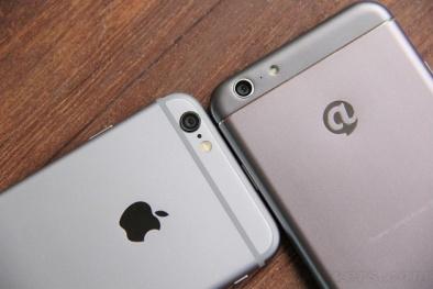 Những smartphone giá rẻ 5 triệu giống Iphone đến bất ngờ