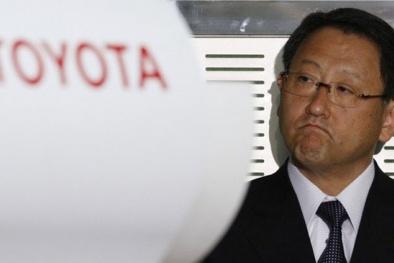 Toyota Nhật Bản xóa bỏ cấu trúc lương theo thâm niên