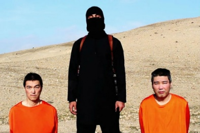IS sát hại con tin thứ hai, đe dọa 'bắt đầu cơn ác mộng' với Nhật Bản
