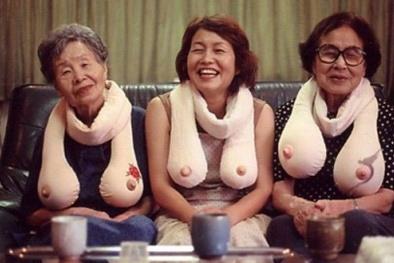 10 phát minh hài hước 'có một không hai' ở Nhật Bản