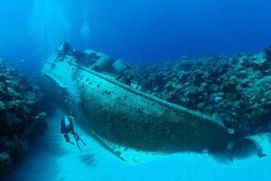 Khám phá cổ vật 800 tuổi trên tàu buôn Trung Quốc