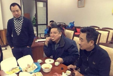 Táo quân 2015 mắt 'thâm quầng' tập luyện trước ngày lên sóng