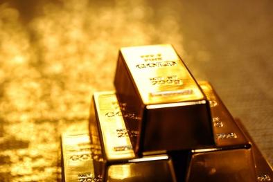 Giá vàng hôm nay ngày 4/2/2015: Giá vàng tiếp tục trượt dốc