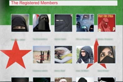 Ham mê gái đẹp, phiến quân Syria mất tài liệu quân sự nhạy cảm