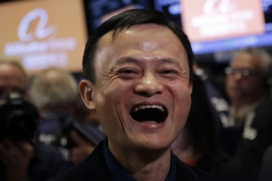 Jack Ma trở lại