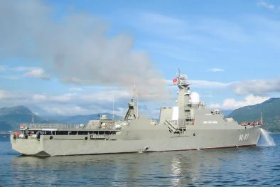 Tìm hiểu chiến hạm chống tàu ngầm Gepard 3.9 của Việt Nam