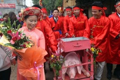 Lễ hội chém lợn ở Bắc Ninh: Vẫn giữ nhưng sẽ thay đổi