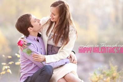 Lời chúc Valentine lãng mạn dành tặng vợ yêu