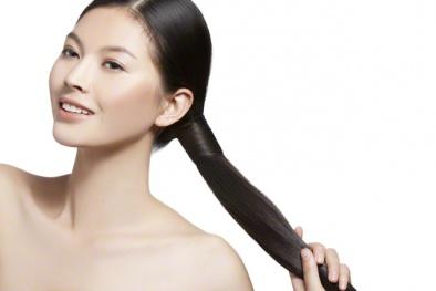 Thực phẩm bảo vệ tóc suôn mượt trong mùa đông