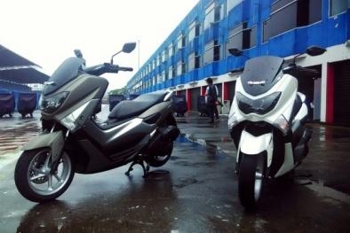 Cận cảnh Yamaha NMax 150 mới giá rẻ bất ngờ