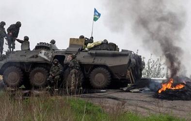 Tình hình Ukraine mới nhất: Giao tranh dữ dội ở miền đông Ukraine sau thỏa thuận hòa bình