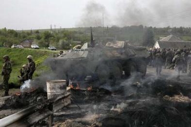 Tết không trọn vẹn của người Việt giữa vùng chiến sự Ukraine