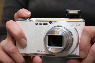 Quà tặng đầu năm ý nghĩa với máy ảnh Samsung chất lượng