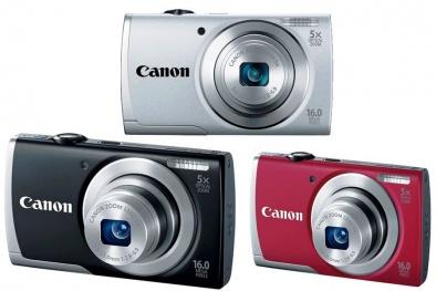Dòng máy ảnh Canon giá rẻ bán chạy trên thị trường