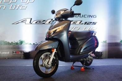 Lý giải sức hút của mẫu xe tay ga Honda Activa 125