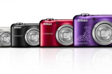 Mua máy ảnh Nikon giá sốc dưới 2 triệu