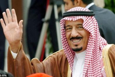 Tân vương Ả-rập Xê-út phát gần 700 nghìn tỷ cho dân nhân dịp lên ngôi