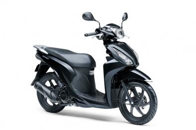 Honda Spacy phiên bản mới siêu tiết kiệm nhiên liệu ra mắt với mức giá mềm