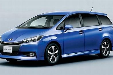 Toyota Wish - Lựa chọn hàng đầu cho xe gia đình