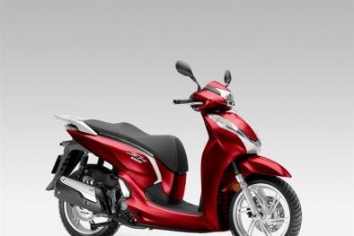 Honda SH300i 2015 mới trình làng có thiết kế ấn tượng