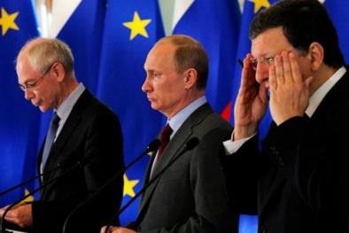 'EU, Trung Quốc muốn sát cánh cùng Nga'