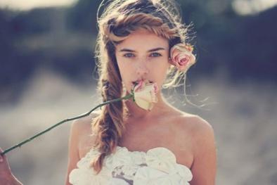 Những kiểu tóc tết tuyệt đẹp cho cô dâu