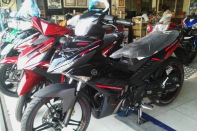 Yamaha Exciter 150 mới xuất đầu lộ diện với mức giá rẻ giật mình