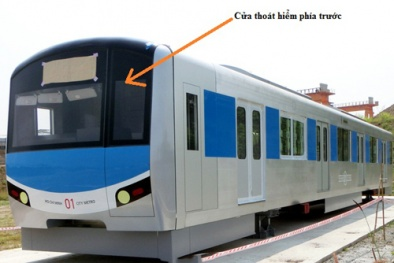 Metro số 1 ở TP. HCM: Đã tính tới đối phó với thảm họa động đất và cháy nổ
