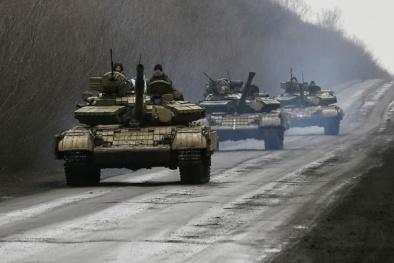 Tình hình Ukraine mới nhất: Vi phạm lệnh ngừng bắn, hai bên cáo buộc lẫn nhau