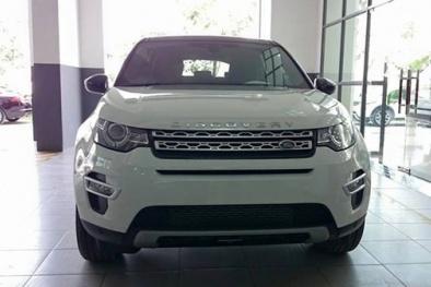 Land Rover Discovery Sport 2015 lộ diện đầy bất ngờ tại Việt Nam