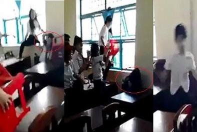 """Nữ sinh bị đánh hội đồng: Nhà trường đang đào tạo ra """"rô bốt""""?"""