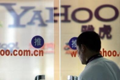 Yahoo chính thức rút khỏi Trung Quốc