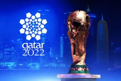 Lịch sử lần đầu tiên World Cup 2022 sẽ diễn ra vào mùa đông