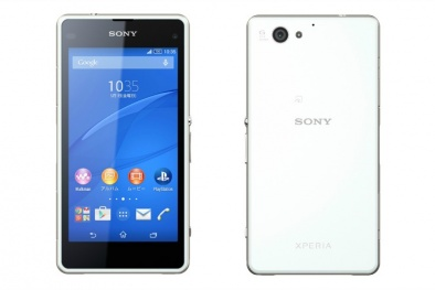 Sony ra mắt smartphone tầm trung Xperia J1 Compact