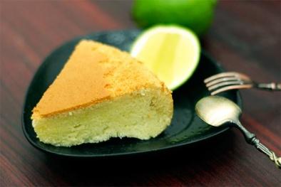 Cách làm bánh bông lan thơm ngon không cần lò nướng