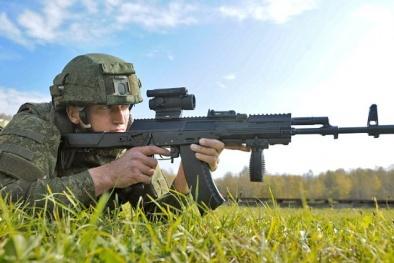 Khám phá AK12 biến thể mới nhất của AK47 trong quân đội Nga
